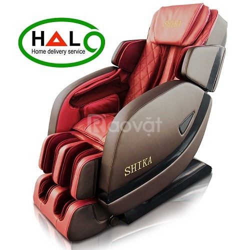 Ghế đấm lưng xoa bóp Shika SK-8928A