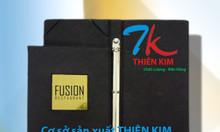 Cơ sở sản xuất bìa menu, bìa simili, bìa trình ký da cao cấp