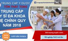 Điều kiện xét tuyển y sĩ đa khoa tại TPHCM