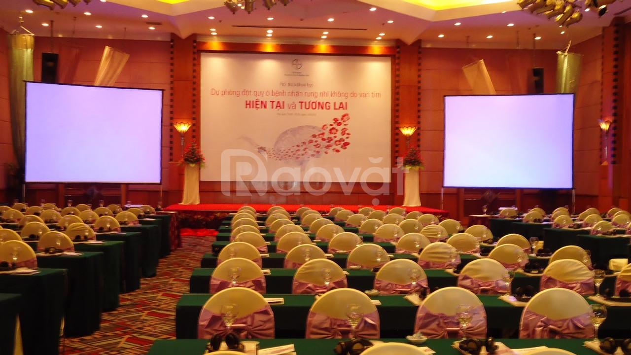 Cho thuê bàn ghế sự kiện - hội nghị giá rẻ