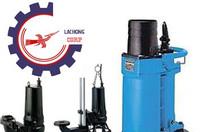 Bảng giá máy bơm chìm nước thải tsurumi 3.7kw, KTZ33.7