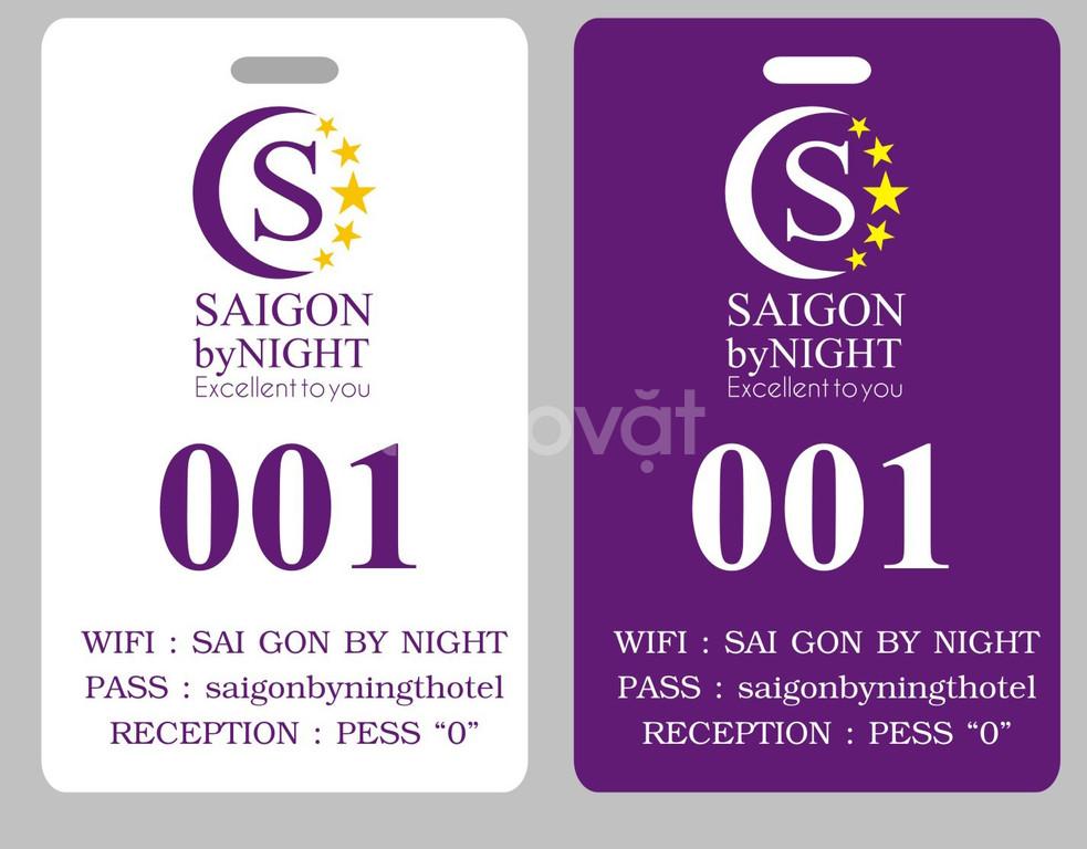 In ấn thiết kế thẻ nhựa, thẻ nhân viên, chất lượng, chuyên nghiệp