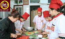 Khai giảng khóa học nấu ăn gia đình tại Hà Nội