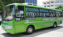 Dịch vụ cho thuê xe 35 chỗ - đi Ninh Chữ