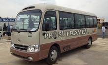 Dịch vụ cho thuê xe 29 chỗ - đi Ninh Chữ