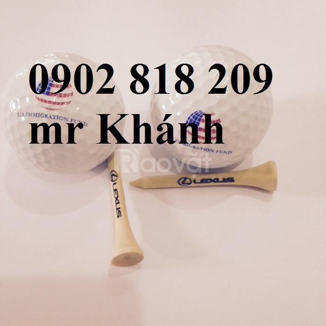 Bóng golf, banh chơi golf, bóng tập golf giá rẻ