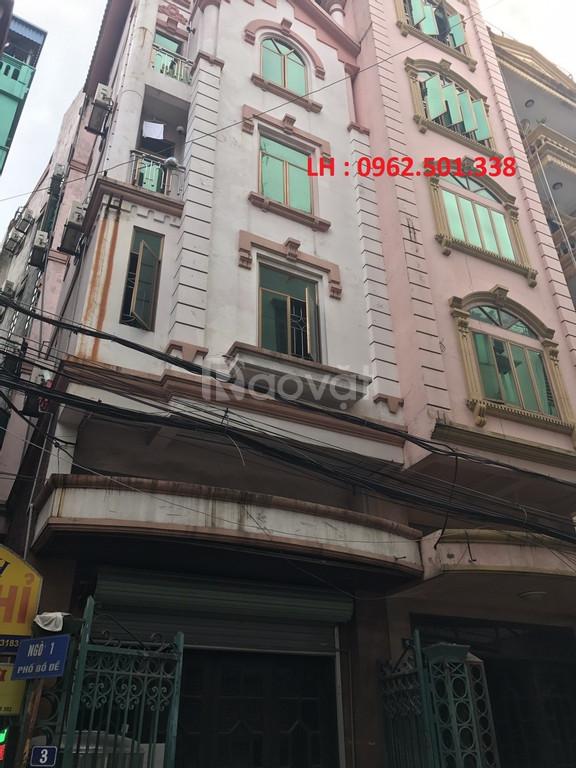 Bán nhà phố tại đường Nguyễn Văn Cừ, Bồ Đề, quận Long Biên (ảnh 1)