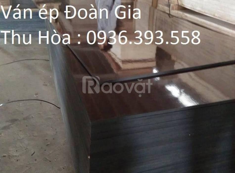 Cốp pha phủ phim tại Hà Nội
