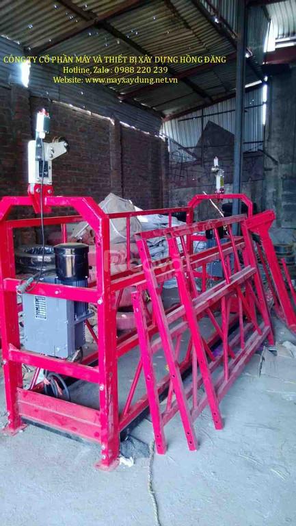 Sàn treo Gondola giá rẻ - hãng Hồng Đăng sản xuất