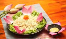 Khóa học nấu ăn món chay tại Hồ Chí Minh