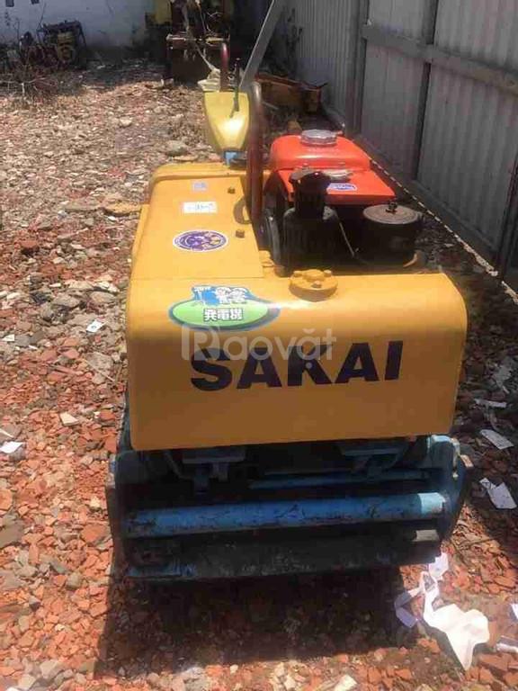 Bán và cho thuê lu dắt tay Sakai HV60ST giá rẻ
