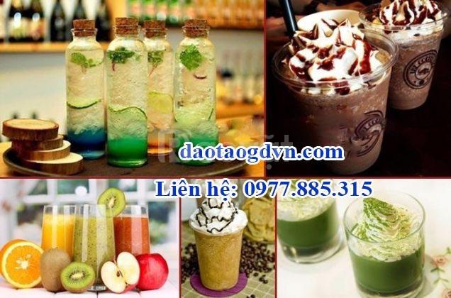 Khóa học pha chế đồ uống chuyên nghiệp tại Hồ Chí Minh