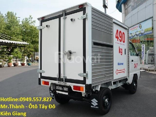Cung cấp các xe tải suzuki 500kg/600kg, giá hợp lý (ảnh 3)