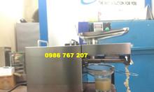 Máy ép dầu mini gia đình STB-505 inox 100% ép dầu ăn sạch giá rẻ