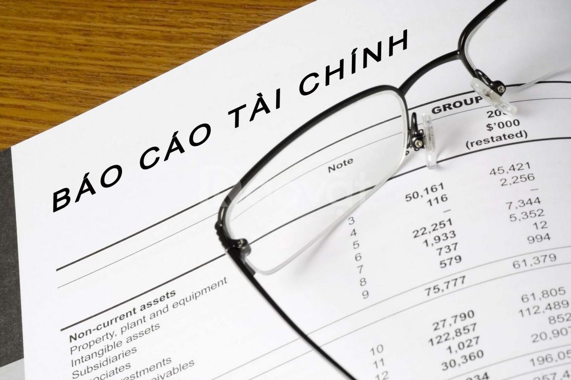 Dịch vụ kế toán trọn gói uy tín giá rẻ tại Phú Thọ
