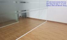 Khang Phú Gia chuyên cung cấp sàn nhựa, thảm trải sàn, sàn cao su