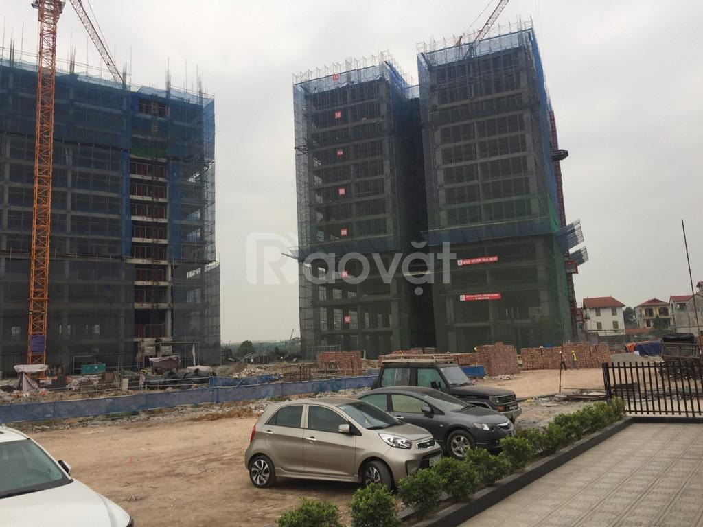 Bán căn hộ 2-3PN view hồ điều hòa, giá chỉ từ 1 tỷ 200tr, cấp sổ hồng (ảnh 1)