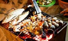 Tour du lịch đảo Bình Ba – tiệc BBQ hải sản