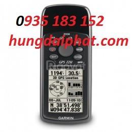 Máy định vị GPS Garmin 72H (ảnh 1)