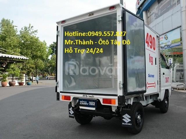 Cung cấp các xe tải suzuki 500kg/600kg, giá hợp lý (ảnh 1)