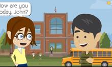 Cách để học tốt Tiếng Anh cho các em học sinh với iostudy
