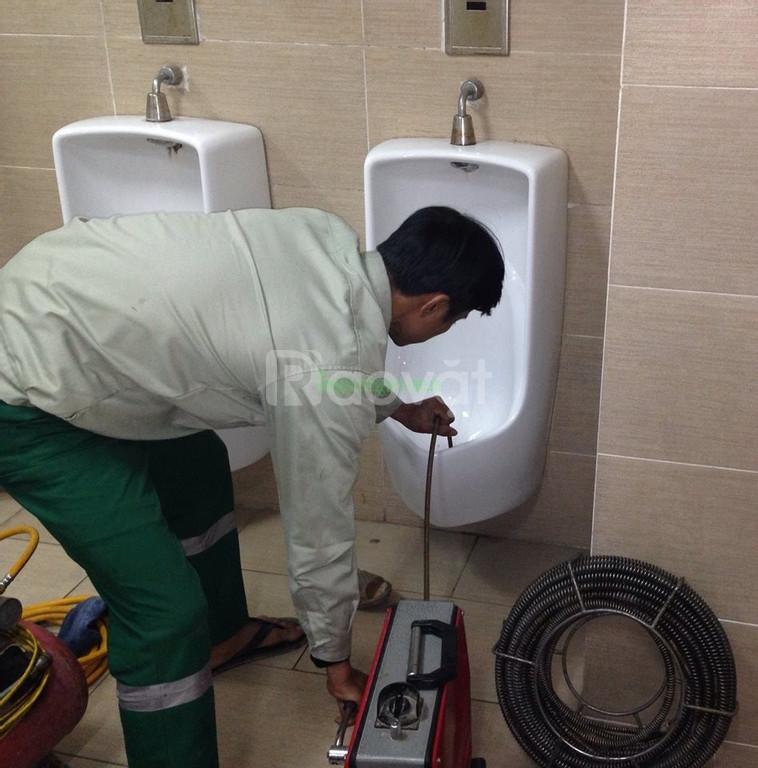 Thông tắc cống, thông tắc nhà vệ sinh giá rẻ tại Cầu Giấy, Dịch Vọng