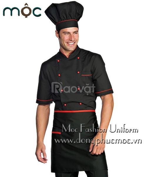 Công ty bán áo bếp nam may sẵn đẹp giá rẻ tại Gò Vấp (ảnh 4)