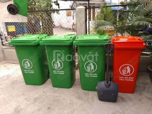 Sỉ lẻ thùng rác nhựa giá tốt Đà Nẵng