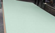 Ván mdf chống ẩm phủ melamin, mdf phủ veneer