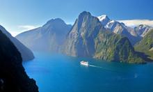Khám phá những cảnh đẹp me hồn tại New Zealand