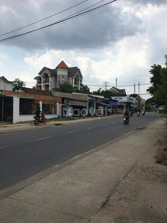 Đất nền Võ Văn Bích gần ngã 4 Tân Quy, Củ Chi, 100m2, 820tr (ảnh 1)