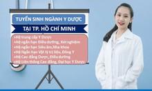 Học trung cấp y dược ở đâu TPHCM
