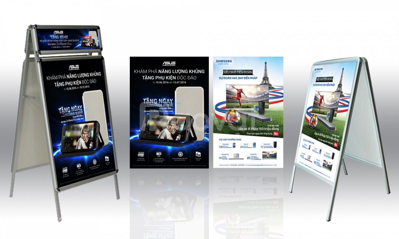 In ấn nhãn mác, vật phẩm quảng cáo, in trên nhựa PP, PVC, PET,...