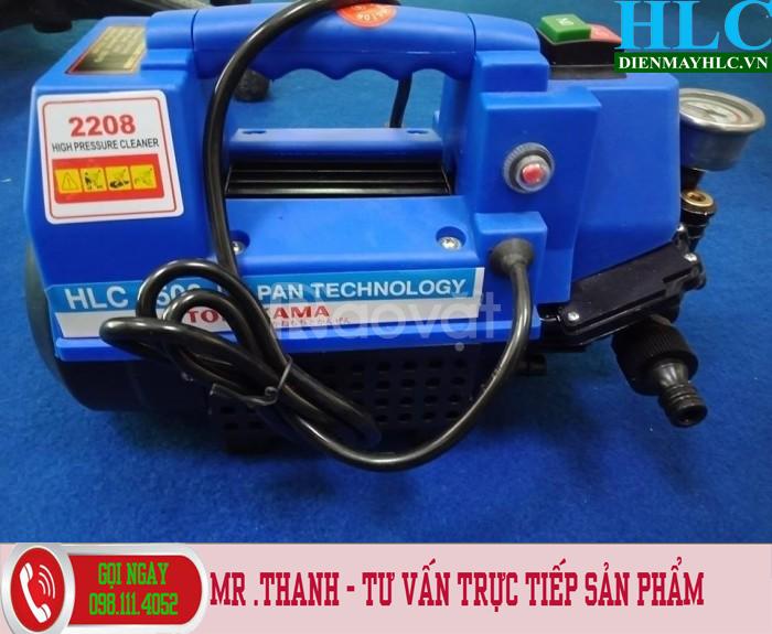 Máy xịt rửa xe Tomikama HLC 1500, chính hãng, giá rẻ