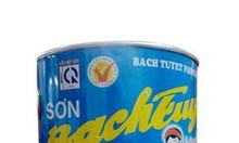Cần mua sơn dầu bạch tuyết màu đỏ 344 thùng 16kg giá rẻ