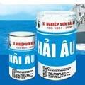 Sơn chống rỉ hải âu một thành phần AK 502 giá rẻ cho tàu biển
