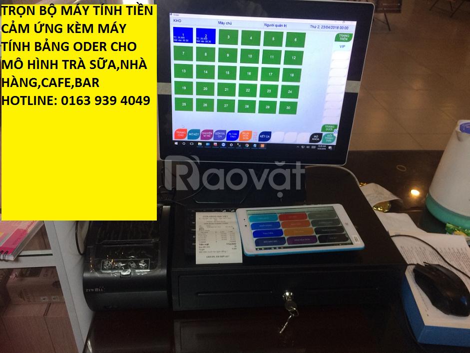 Máy tính tiền giá rẻ cho quán Karaoke tai Quảng Bình (ảnh 2)