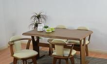 Bộ bàn ăn 4 ghế xoay xuất Nhật HW347- nội thất Homeworld