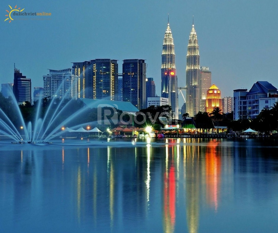 Singapore - Indonesia - Malaysia 6N5Đ