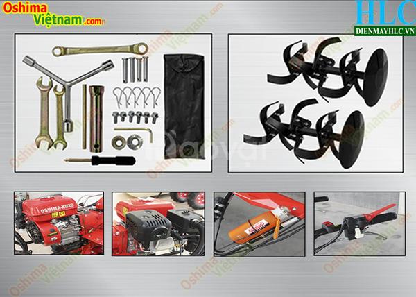 Địa chỉ bán máy cày, xới đa năng chính hãng Oshima XDX3 giá rẻ