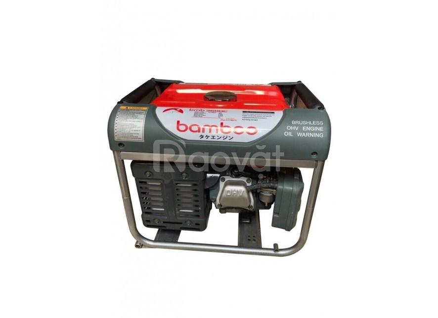 Nhà phân phối máy phát điện Bamboo cho gia đình, nhà hàng giá rẻ