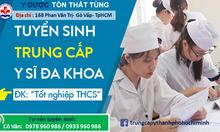 Trượt tốt nghiệp THPT 2018 có đủ điều kiện học Trung cấp Y sĩ ?
