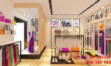 Trang trí, thiết kế decor căn hộ, shop, mặt bằng…