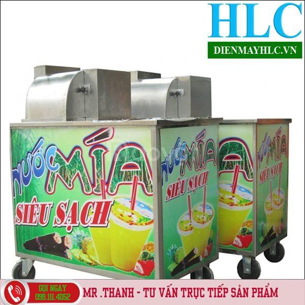 Đơn vị cung cấp và bán máy ép mía sạch hlc 450 toàn quốc