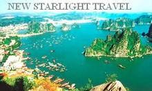Du lịch Cát Bà 2 ngày giá rẻ, tour hè 2018, cầu vượt biển