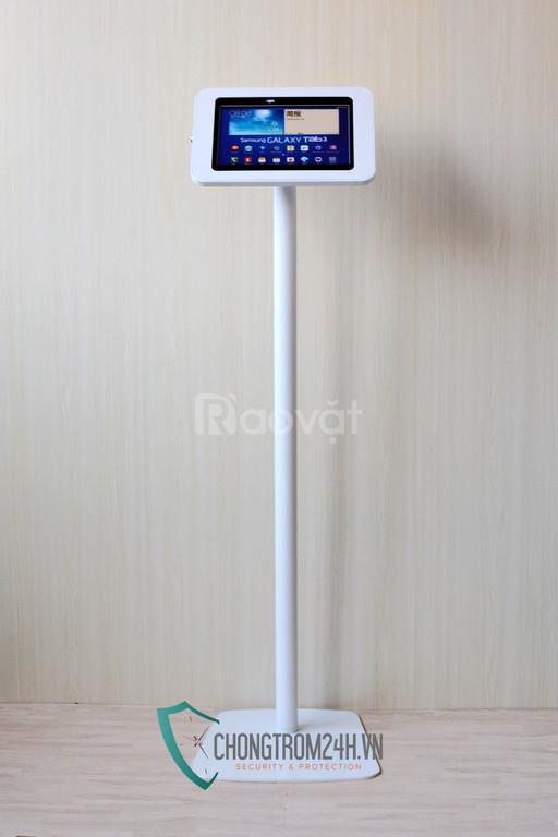 Giá đỡ máy tính bảng Samsung, ipad, chân giá đỡ ipad trưng bày (ảnh 3)