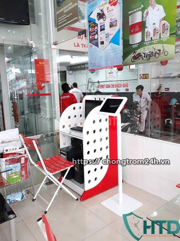Giá đỡ máy tính bảng Samsung, ipad, chân giá đỡ ipad trưng bày (ảnh 4)