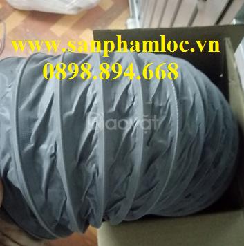 Ống gió mềm vải Turpualin