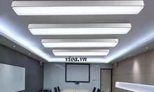 Máng đèn hộp thả trần 300x1200mm