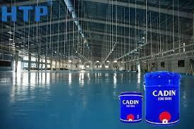 Nhà phân phối sơn chống rỉ Cadin chiết khấu cao